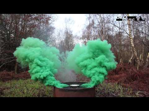 BURST SMOKE GREEN - VERKOOP ALLEEN OP LOCATIE (18+)-1362