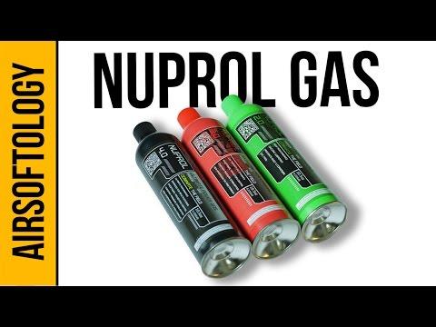 Nuprol 2.0 Gas - 500ml-1319