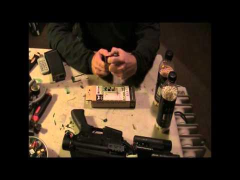 Modify - M4 Tracer Magazijn midcap 150 rounds-1710
