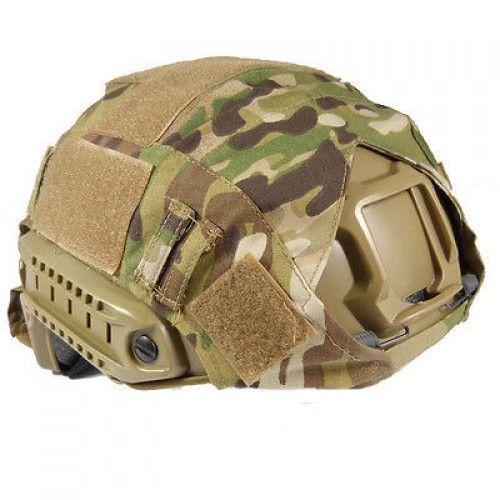 Fast Helmet Cover - Multicam-0