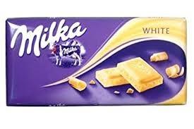 Milka White-0