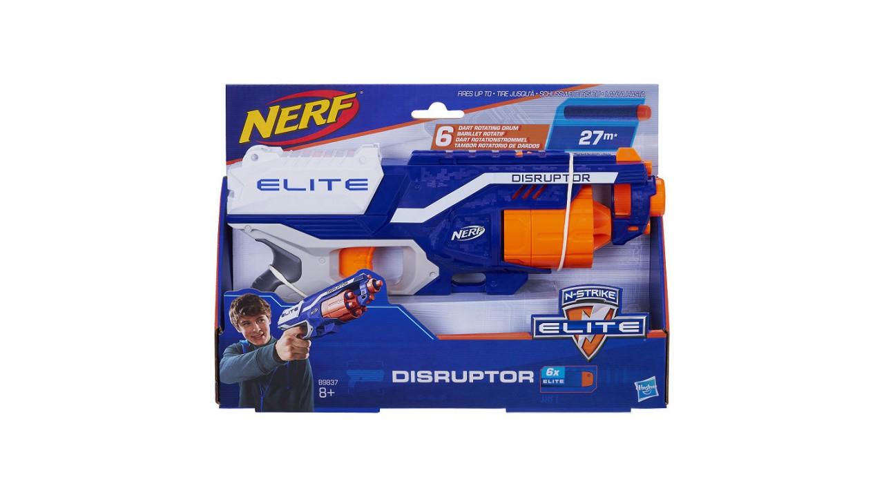 Nerf Elite - Disruptor -0