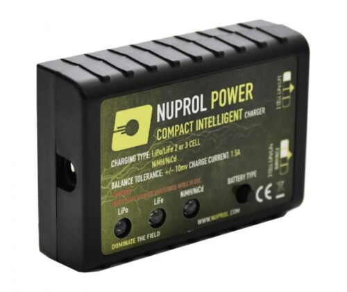 Nuprol Charger - Compact Balance-0