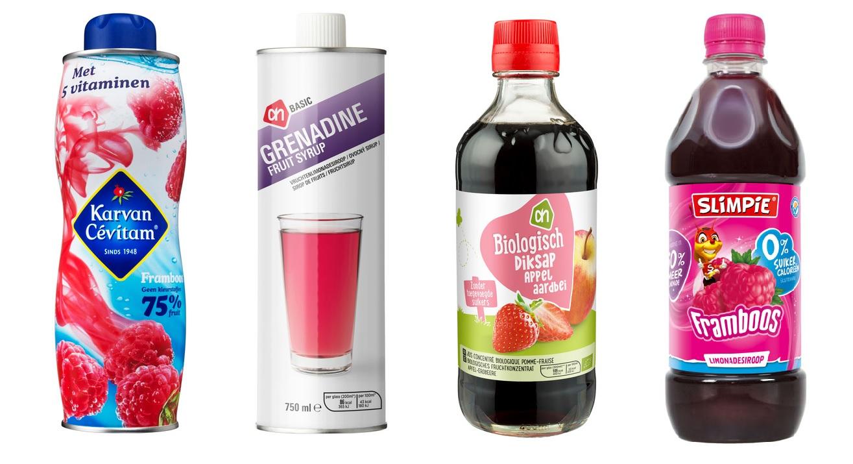 Ranja - Limonade - Siroop-0