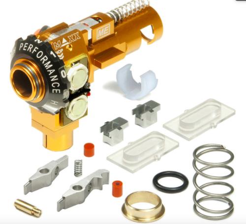 MAXX MODEL - ME PRO CNC Hopup unit for M4 AEG w/LED-0