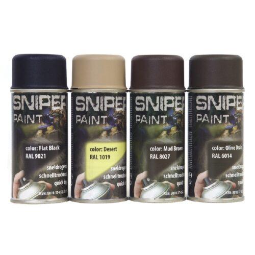 Sniper Paint Mud Brown-0