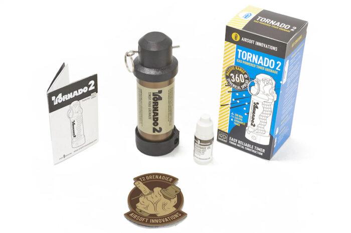 Tornado 2 - Timer BB grenade-1480