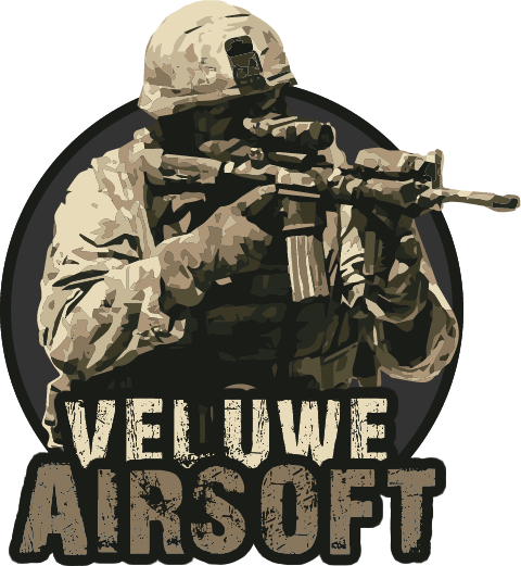 Sticker - Veluwe Airsoft-0