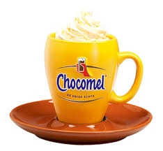 Warme Chocomel met slagroom-0