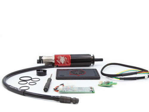 WOLVERINE AIRSOFT HPA SYSTEMS GEN 2 INFERNO M4 CYLINDER WITH PREMIUM EDITION ELECTRONICS FOR VERSION 2 M4 GEARBOX-0