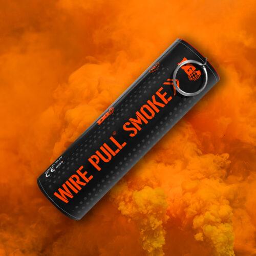 BURST SMOKE ORANGE - VERKOOP ALLEEN OP LOCATIE (18+)-0