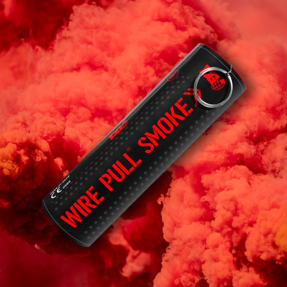WP40/BURST SMOKE RED - VERKOOP ALLEEN OP LOCATIE (18+)-0