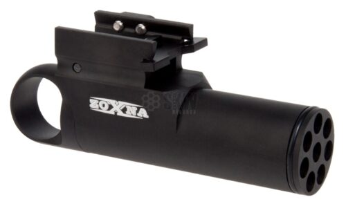 Zoxna Mini-Grenade Launcher - Black-0