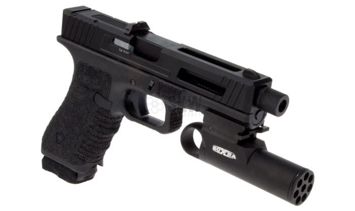 Zoxna Mini-Grenade Launcher - Black-1351